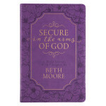 CA JLP034 Journal Purple Secure in the Arms