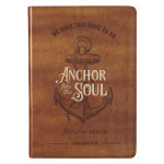CA JL485 Anchor for the Soul Journal