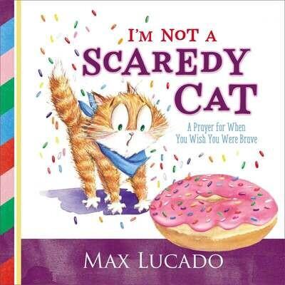 HC I'm Not a Scaredy Cat