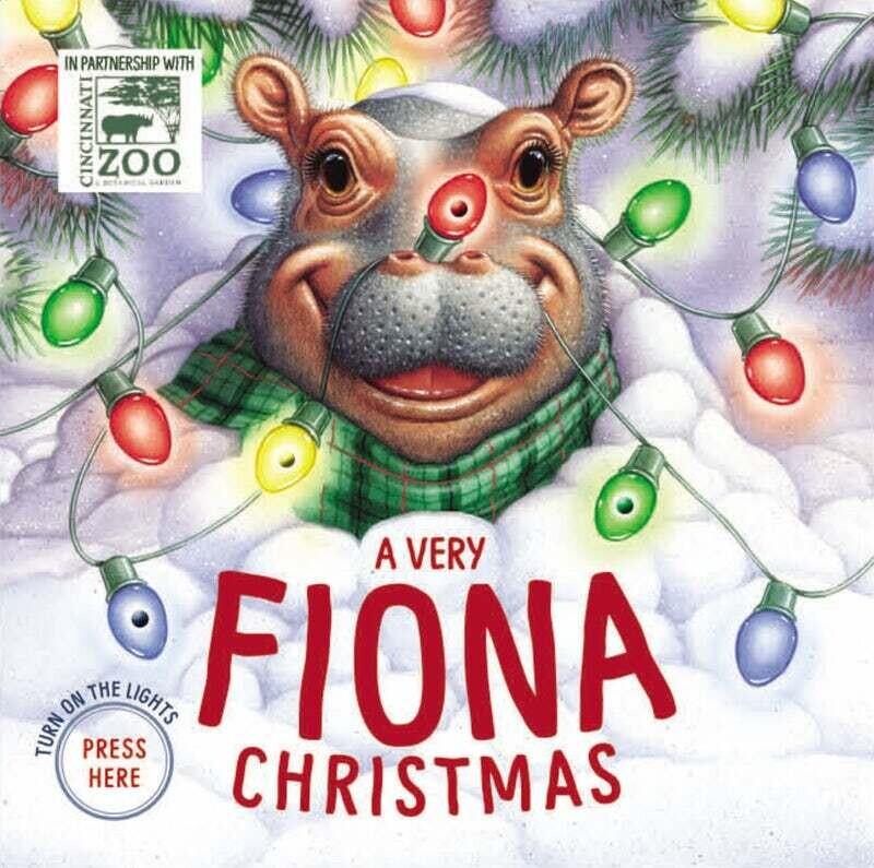 HC A Very Fiona Christmas