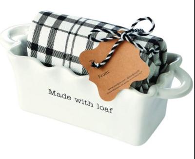MP Made Circa Mini Loaf w/ Towel