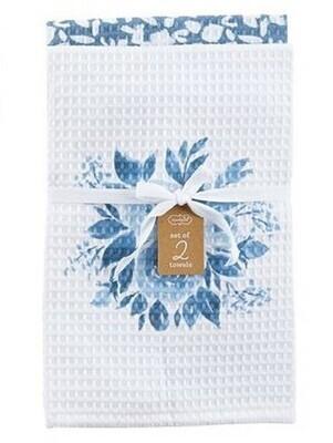 MP Flower Cottage Towel Set