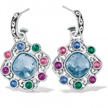 Brighton JA7773 Elora Gems Earrings