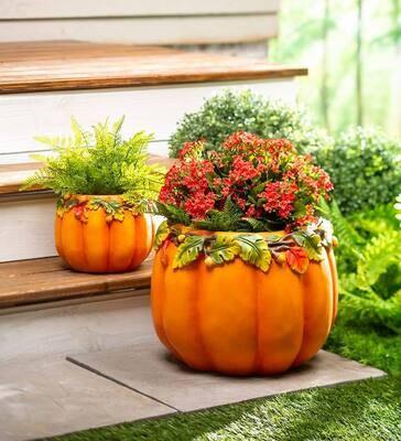 EE Indoor/Outdoor Pumpkin Planter