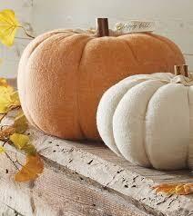Mud Pie Cotton Pumpkin