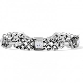 Brighton JF8551 Interlock Lustre Bracelet