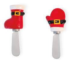 BI Santa Boot & Glove Spreader Set