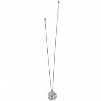 Brighton JM4030 Interlock Medallion Necklace