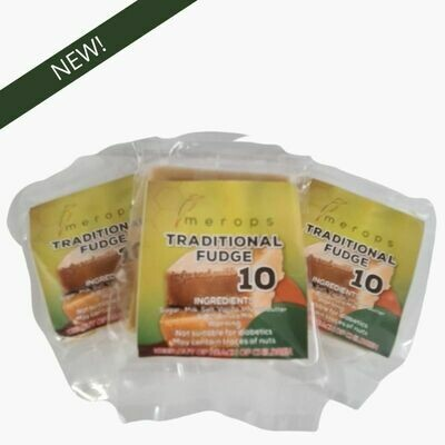 Fudge: 10mg for pack of 5