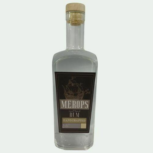 White Rum: 750 ml