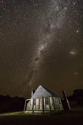 Kosciuszko Homestead Milkyway