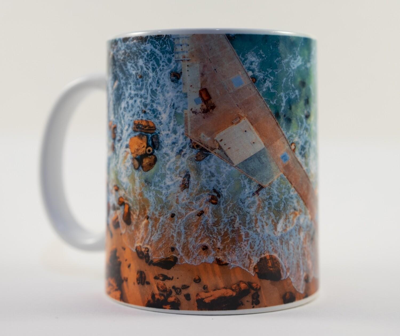 Eagles View Mug
