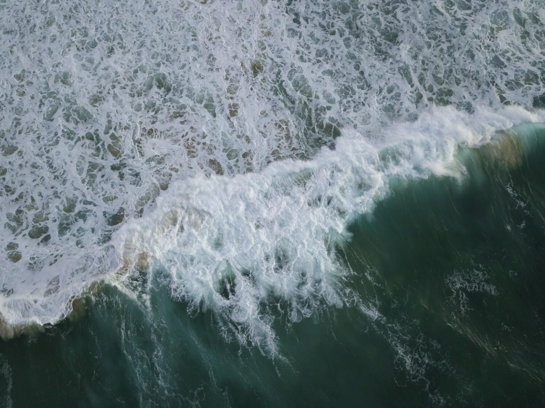 Morning Waves - Acrylic