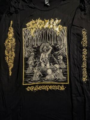 FOUL 'Of Serpents'  Long Sleeve Shirt