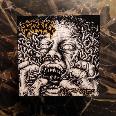 FOUL   Of Worms CD