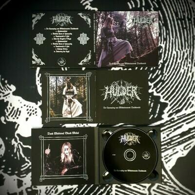 "Hulder (US) ""De Oproeping van Middeleeuwse Duisternis/Embraced by Darkness Mysts"" Digipak [CD]"