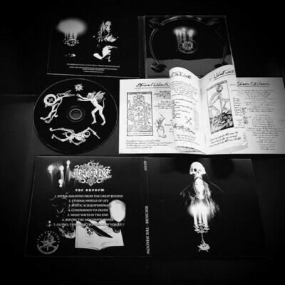 "Ieschure (Ukr.) ""The Shadow"" [CD-digpak]"