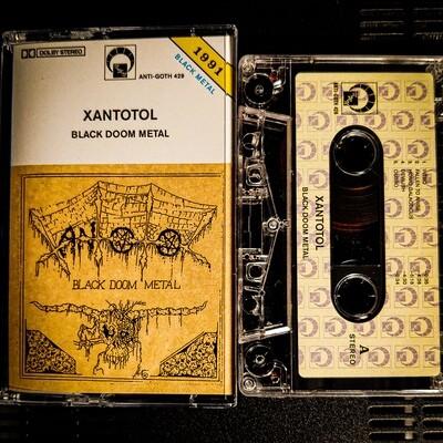 XANTOTOL (PL) 'Black Doom Metal' [MC]