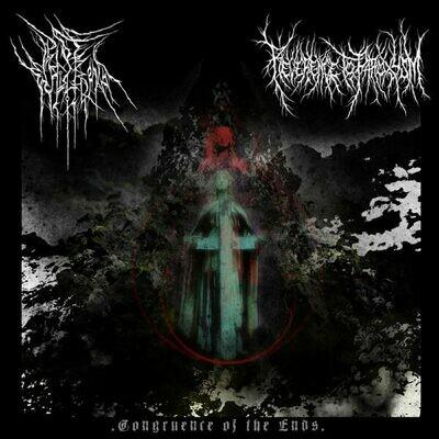 REVERENCE OF PAROXYSM (MEX) / PESTILENGTH (SPA) – Split [CD]