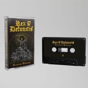 REX DEFUNCTIS (MX) – Tenebram Vobiscum [MC]