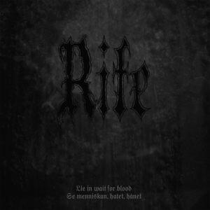 RITE (SE) – Lie In Wait For Blood – Se Menniskan, Hatet, Hånet CD