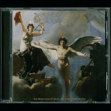 """DEPARTURE CHANDELIER (CAN) """"The Black Crest Of Death, The Gold Wreath Of War"""" [CD]"""