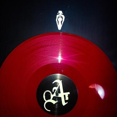 "BLACK CILICE (POR) ""Summoning The Night' [LP - Red]"