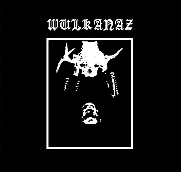 WULKANAZ (SWE) ' Wulkanaz'  [CD]