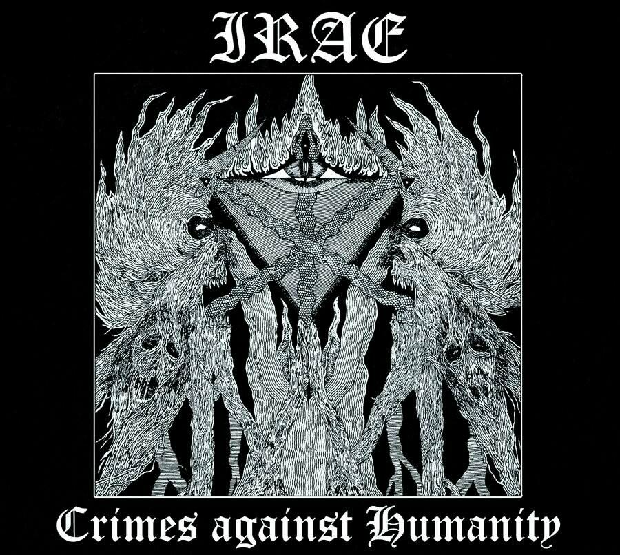 IRAE (POR) 'Crimes against Humanity'  [CD - Digipak]