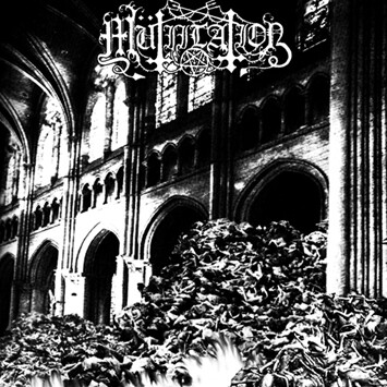 MUTIILATION (FR) 'Remains of a Ruined, Dead, Cursed Soul'  [cd]