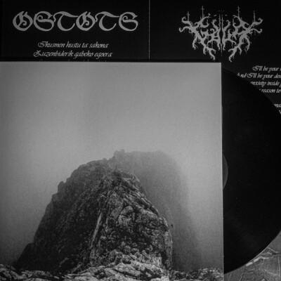OSTOTS (EUS) / GAUA (ESP) Split [LP]