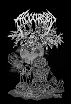 ACCURSED WOMB (USA) 'Hymns of Death and Misery'  [MC]