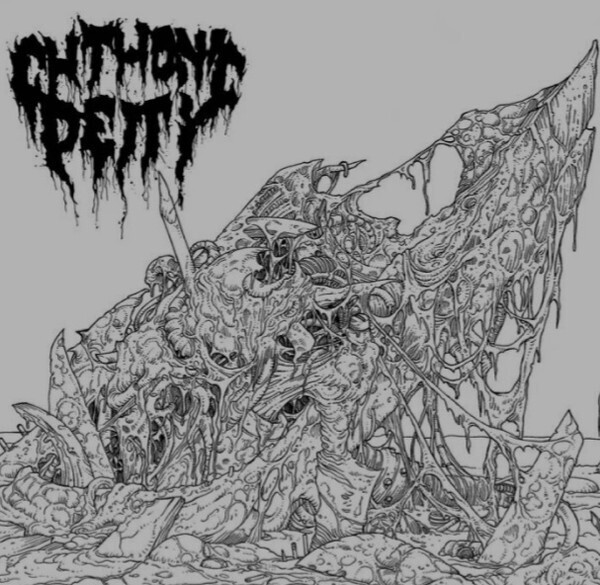 CHTHONIC DEITY (US) 'Reassembled in Pain' [CD, Comp]