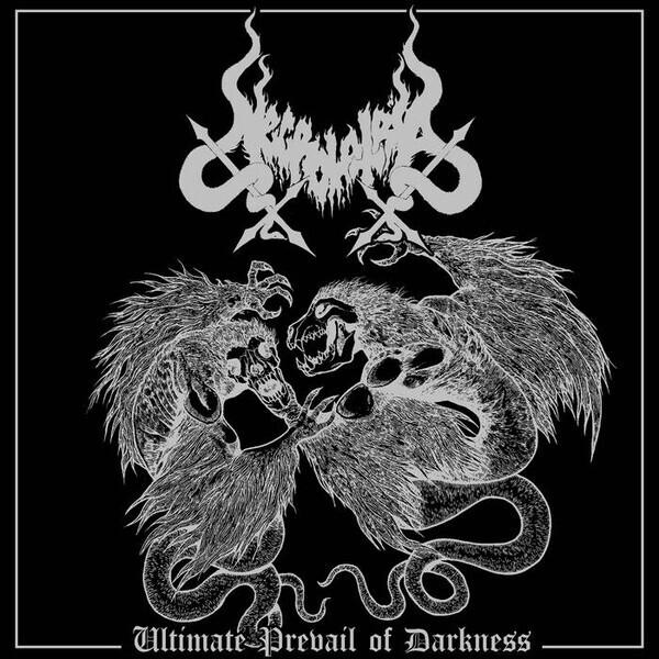 NECROLATRIA (CL) 'Ultimate Prevail of Darkness' (CD, Comp)