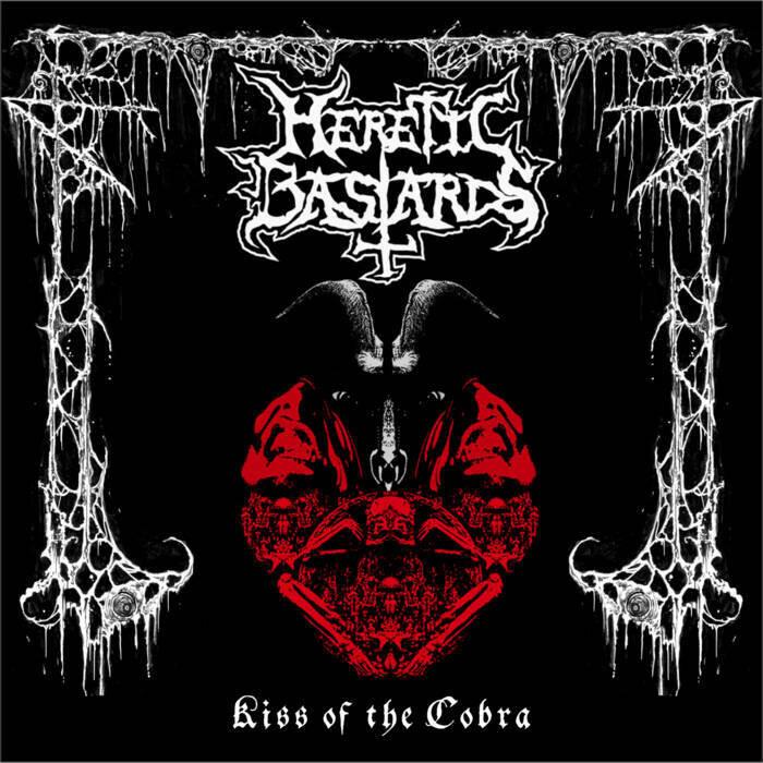 HERETIC BASTARDS (PER) 'Kiss of the Cobra' [CD]