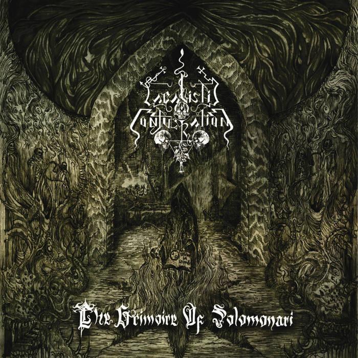 CABALISTIC CONJURATION (PER) 'The Grimoire of Solomonari' [CD]