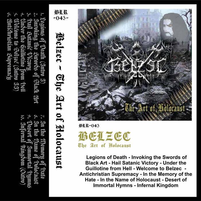 BELZEC (PER) 'The Art of Holocaust'  [MC]