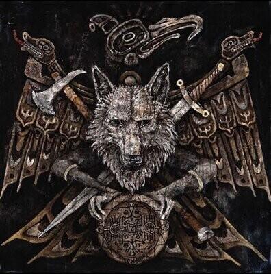 KOMMODUS (AUS)/PAN-AMERIKAN NATIVE FRONT (USA) - The Immortal Ceremonies  [CD]