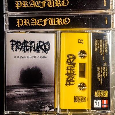 PRAEFURO (NO) - A Siege Upon Light  [MC]
