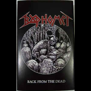 BAPHOMET (US) - Back From The Dead  [MC]