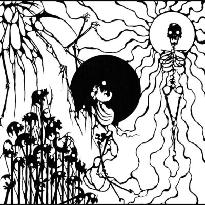 KÊRES (FIN) Flaming Ash [CD]