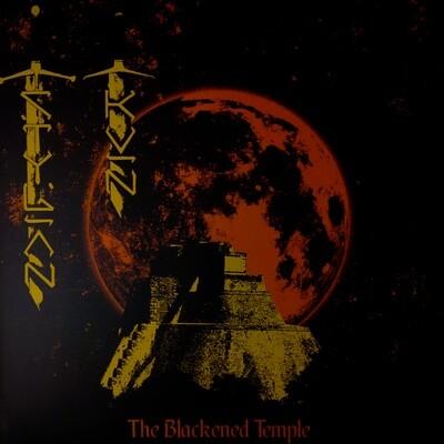 """STYGIAN RUIN (NOR) The Blackened Temple [12"""" LP]"""
