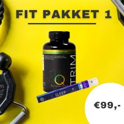 FitPakket 1 - New Year QFit Challenge