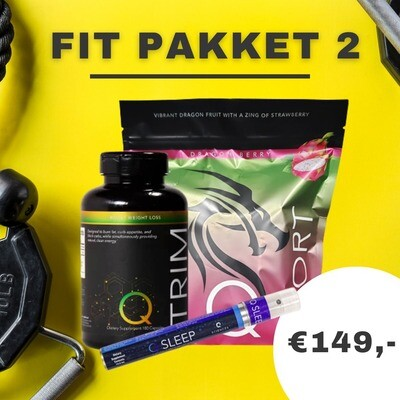 FitPakket 2 - New Year QFit Challenge