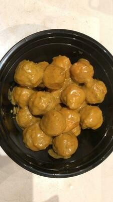 10 Fish Balls & 10 Beef Balls