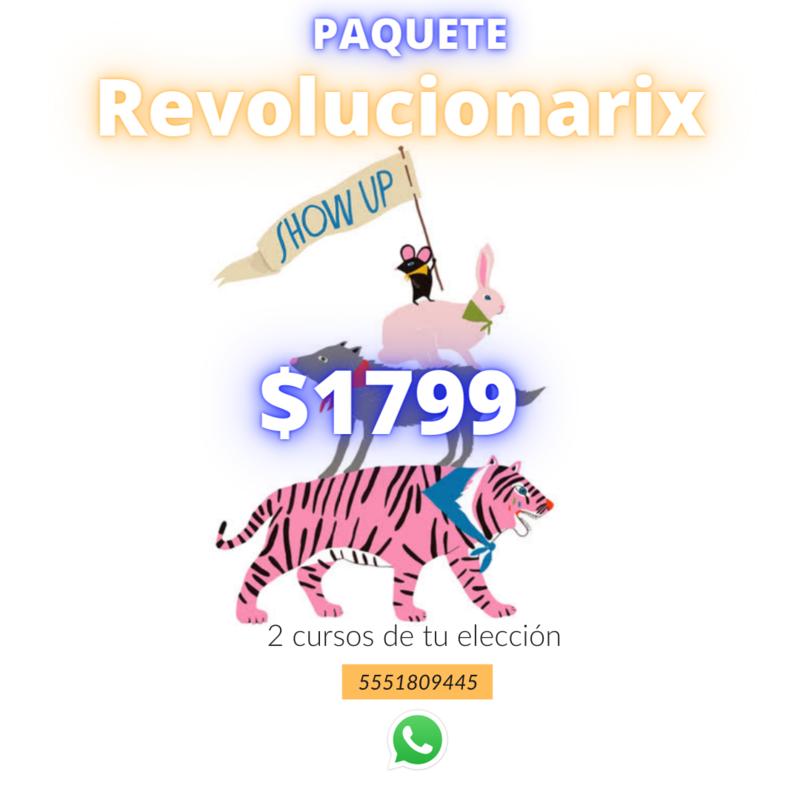 Paquete Revolucionarix