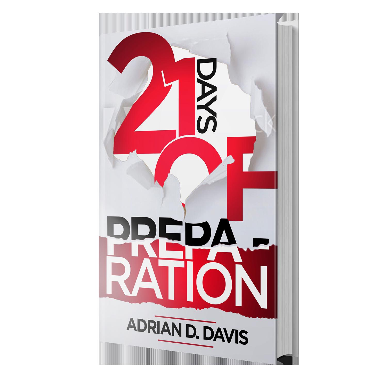 eBook: 21 Days of Preparation