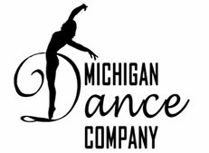 2020 Michigan Dance Company Annual Showcase Thumb Drive
