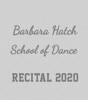 2020 Barbara Hatch School of Dance Outdoor Recital