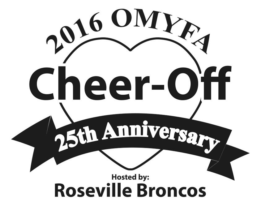 2016 OMYFA Cheer Off DVD